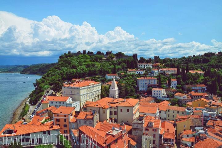 Slovénie : La côteadriatique